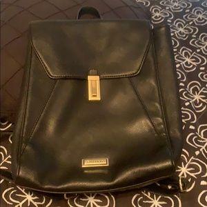 Tahari black back pack